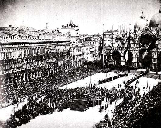 repubblica veneta 1948 - Funerale-Daniele-Manin