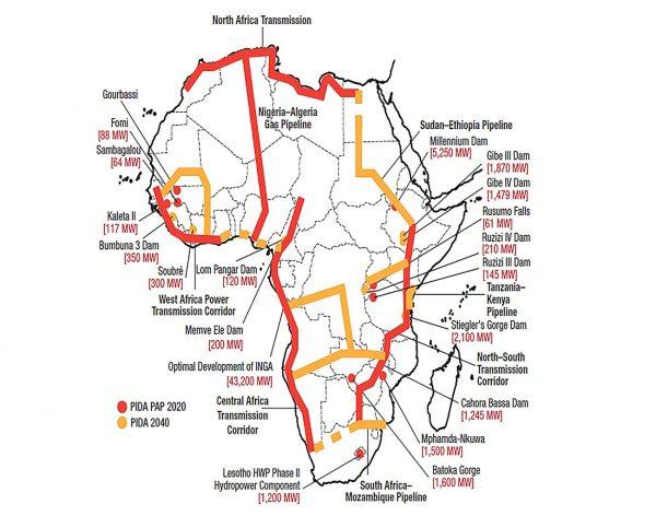 africa orientale energia - energy