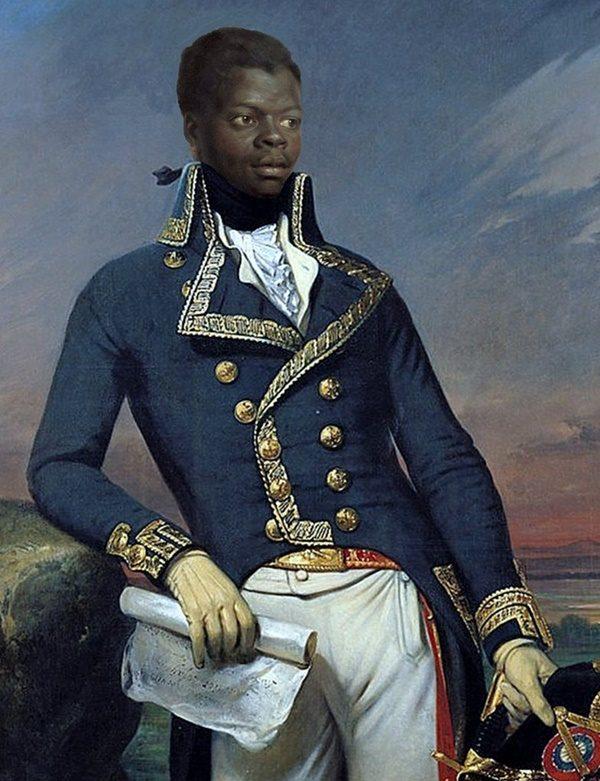 antille schiavismo - toussaint_louverture
