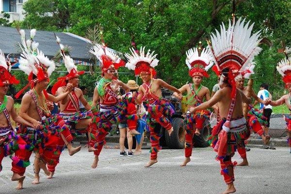 taiwan aborigeni amis - Festa-del-raccolto