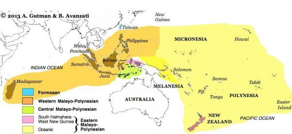 taiwan aborigeni amis - lingue-austronesiane