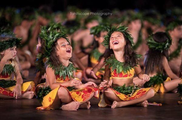 gran gala conservatorio di tahiti - apertura