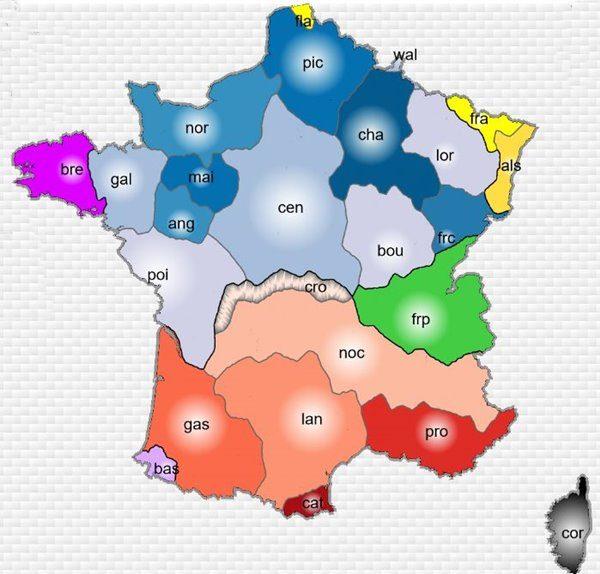 atlante sonoro lingue regionali francia