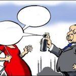 L'ipocrita campagna per mondare il turco dalle parole occidentali