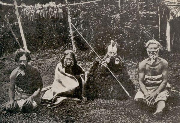 moriori isole chatam genocidio - Gruppo-moriori