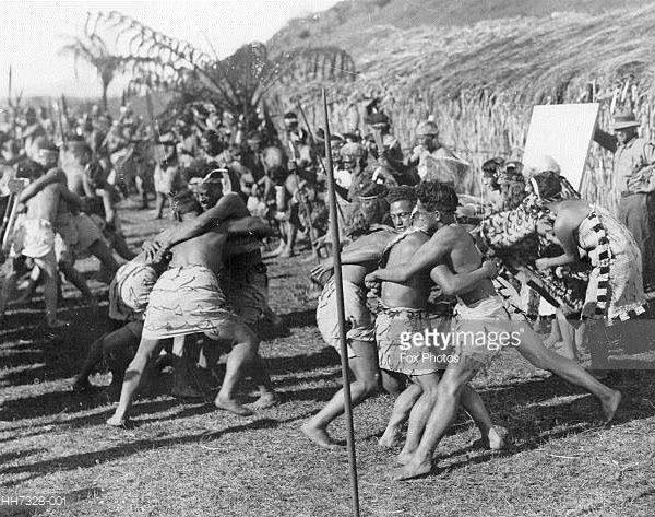 moriori isole chatam genocidio - Guerrieri-maori