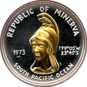 repubblica di minerva - Minerva-dollaro
