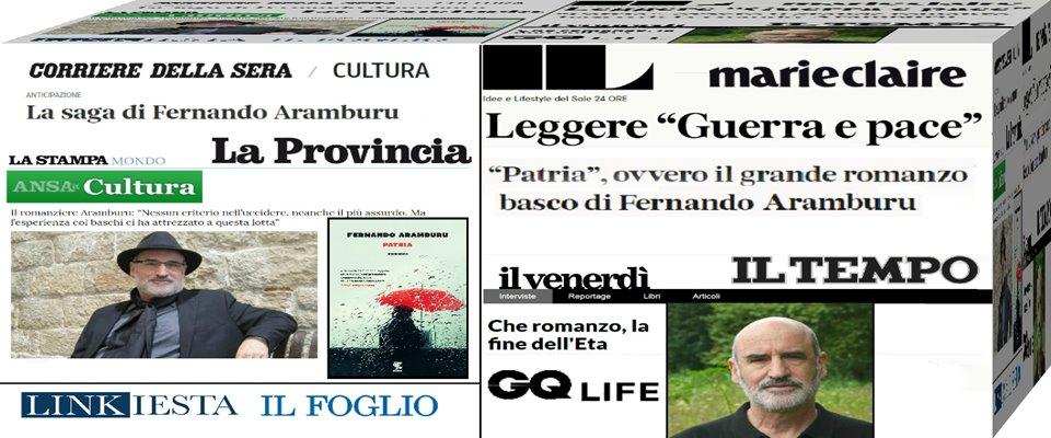 Molte perplessità di stampo indipendentista su <em>Patria</em>, il romanzo basco di Fernando Aramburu