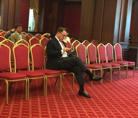 ambasciatore turco - Süleyman-Gökçe