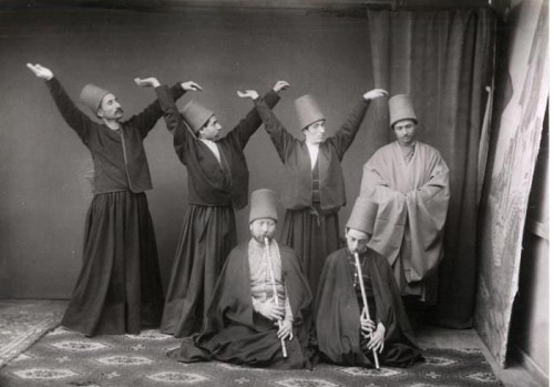 sufismo femminile turchia - sufi