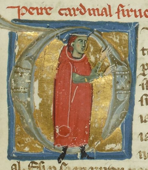 crociata albigesi mito occitano - Peire-Cardenal
