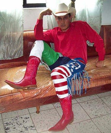 texas etnico seconda puntata - cowboy-latino