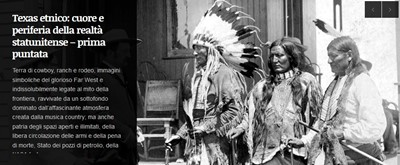 texas etnico seconda puntata - link-texas
