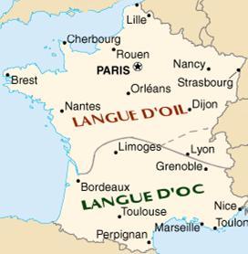 questione provenzale occitania - french_dialects_2