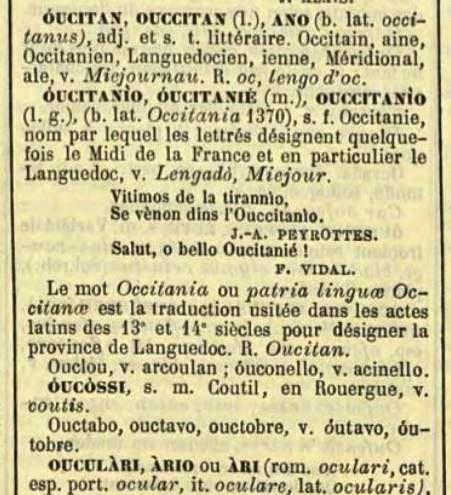 questione provenzale occitania - tresor-431
