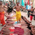 Feste e cerimonie d'inizio anno nello Stato indiano dell'Orissa