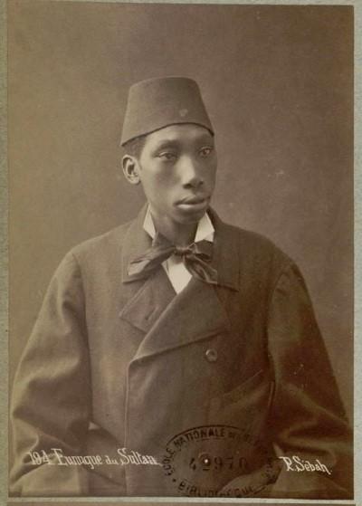 afro-turchi origini - foto-epoca