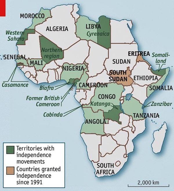 Separatismi-in-Africa
