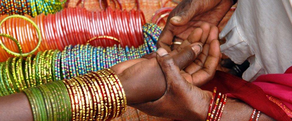 Un angolo di preistoria nel subcontinente indiano