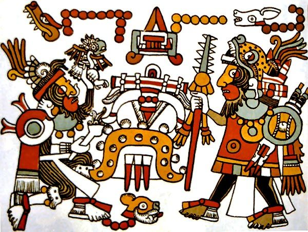 mixtechi geroglifici