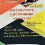 Due appuntamenti di cultura etno-autonomista a Nerviano, da Andreas Hofer a Émile Chanoux