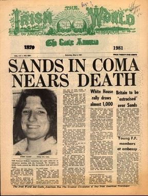 bobby sands morte