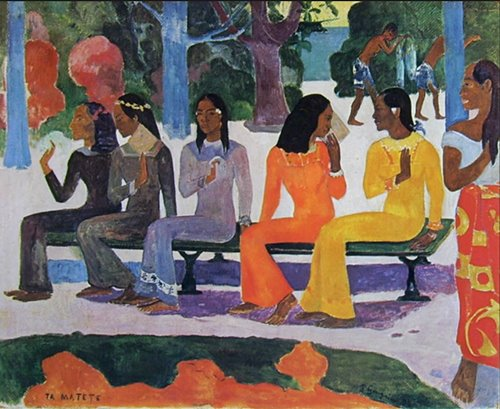 paul gauguin tahiti