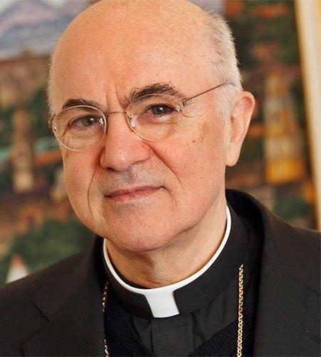 monsignor vigano terzo intervento