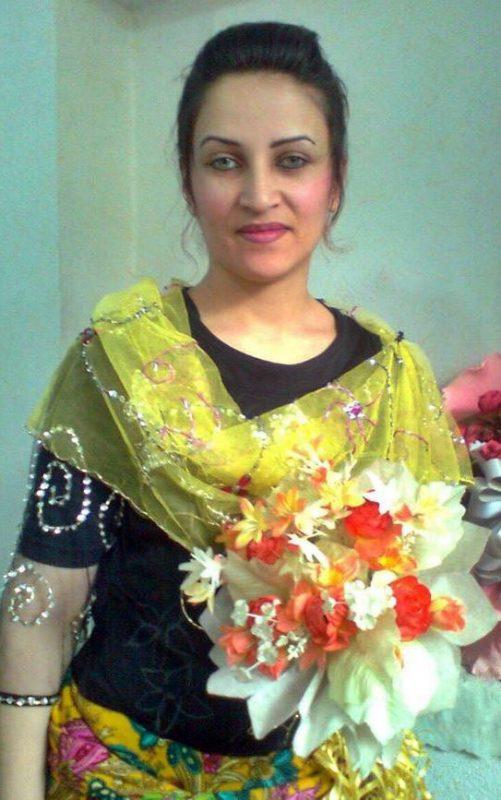 Sharareh Eliasi Zeinab Sekaanvand