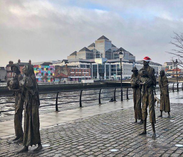 grande carestia irlandese