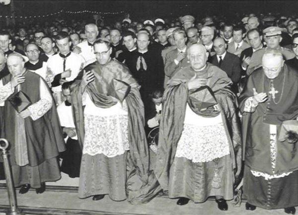 papa gregorio XVII giuseppe siri