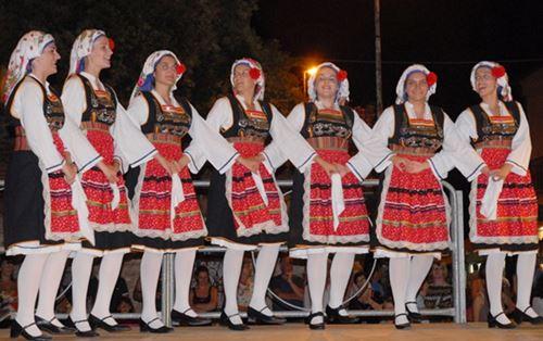 grecia danze tradizionali