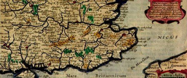 Toponomastica di Inghilterra e Scozia