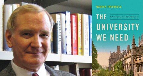 universita americane warren treadgold