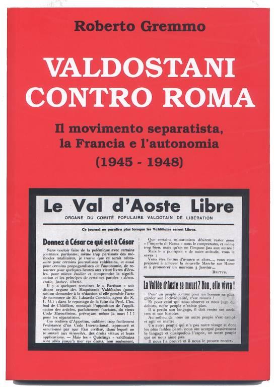 gremmo valdostani contro roma