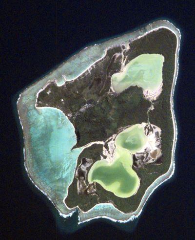 maiao isola proibita