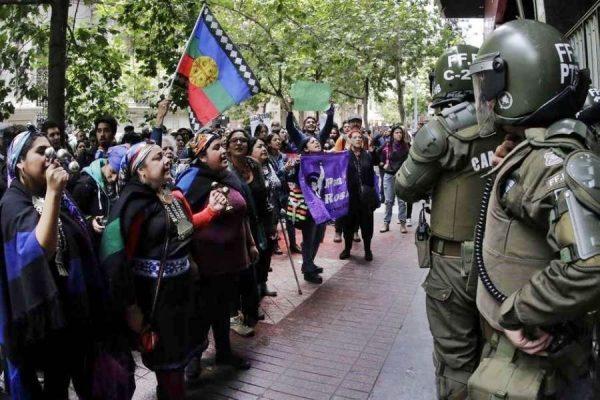 conflitto mapuche