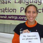 La rinascita linguistica dei wampanoag, un sogno diventato realtà