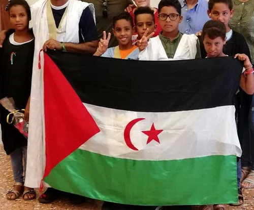 saharawi sciopero della fame