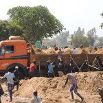 """Mali: gli """"scavatori"""" del fiume Niger"""