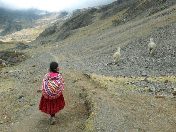 qero discendenti degli inca
