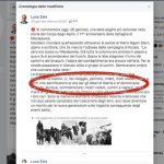 Zaia su Facebook: revisionismo in salsa veneta o un'<em>ombra</em> di troppo?