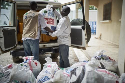 Camerun malnutrizione nel nord del paese