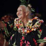 Ci ha lasciati Mamie Louise, grande figura della cultura polinesiana