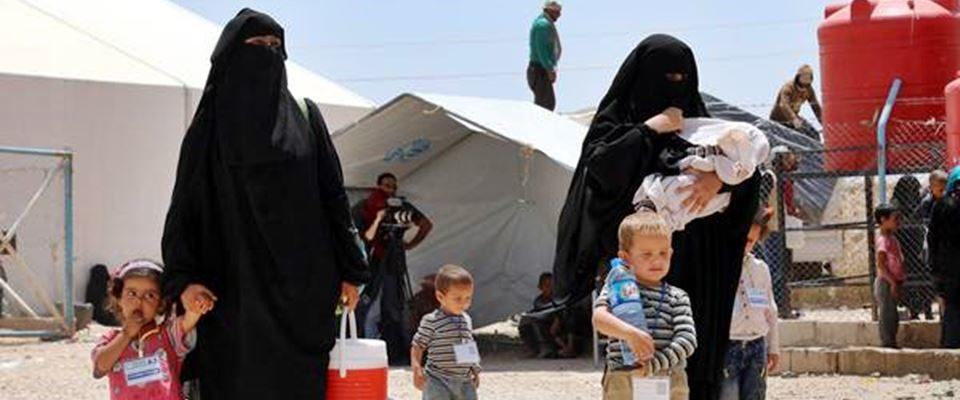 Al-Hol: un campo in mano a Daesh?