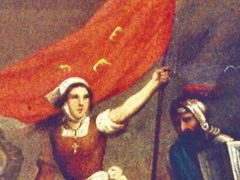 Caterina Segurana, eroina nizzarda contro francesi e musulmani