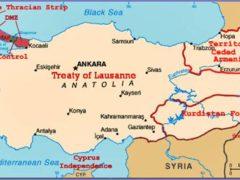 97° del Trattato di Losanna: i curdi hanno manifestato in Svizzera per ricordare il tradimento subìto