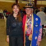 """Una tribù cherokee designa la fotografa Raffaella Milandri quale """"portavoce"""" in Europa"""