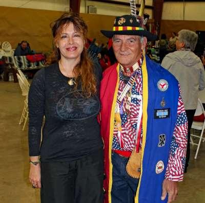 four winds cherokee tribe raffaella milandri