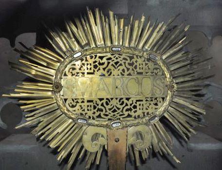 reichenau reliquie di san marco